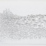 Zeichnung, Serie: Landscapes, 2011