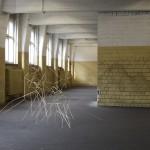ohne Titel, 2010, Ausstellungsansicht Peute HH
